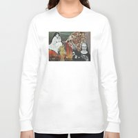 sister Long Sleeve T-shirts featuring Sister by Nicki Hynes