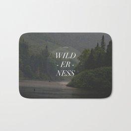 WILDERNESS — Bath Mat