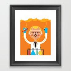 Science is Fun Framed Art Print