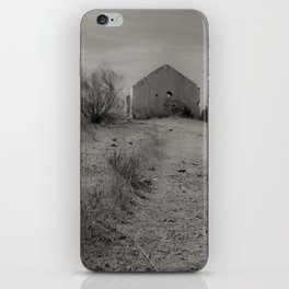 The house of Fear iPhone Skin