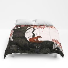Fantastic Mr. Fox Doesn't Feel So Fantastic Anymore Comforters