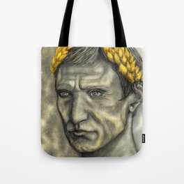 Golden Gaius Tote Bag