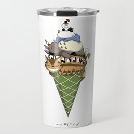 Matcha Forest Crunch Travel Mug