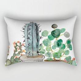Potted Rectangular Pillow