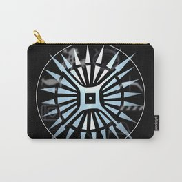 Logo innocence and experience design Carry-All Pouch