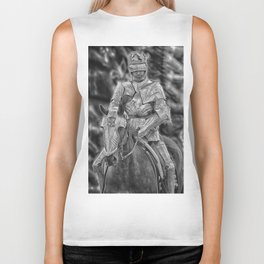 King Richard the Third Biker Tank