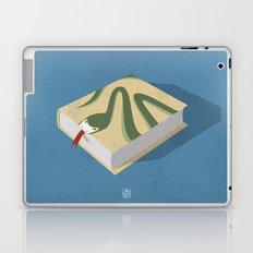Poisoned words Laptop & iPad Skin