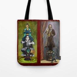 Awkward People Tote Bag