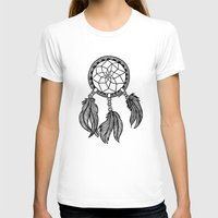 dreamcatcher T-shirts featuring Dreamcatcher by Julie Erin Designs