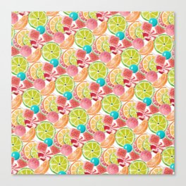 Candy Store Canvas Print