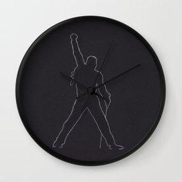 Ready Freddie Wall Clock