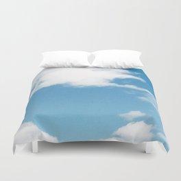 Blue Skies Duvet Cover