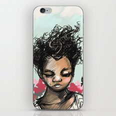 The Most Beautiful Flower iPhone & iPod Skin