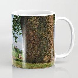 Sacred Great American Sycamore by Ted Van Pelt Coffee Mug