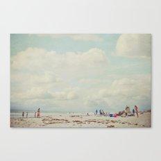 summer days... Canvas Print