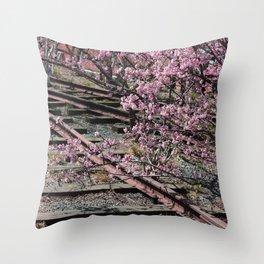 High Line Throw Pillow