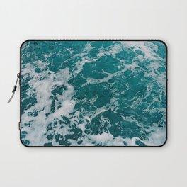 Amalfi Coast Water VIII Laptop Sleeve