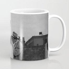 Collage Á bout de souffle (Breathless) - Jean-Luc Godard Coffee Mug