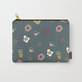 70S Cafe Carry-All Pouch
