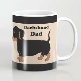 Dachshund Dad Coffee Mug
