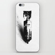 Weapon of Mass Creation iPhone & iPod Skin