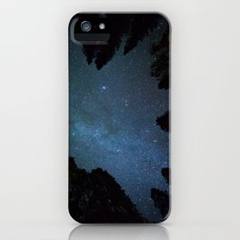 Light and Magic 005 // Canopy of Stars iPhone Case