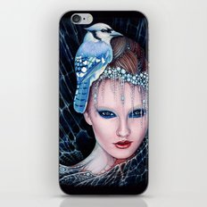 geai bleu iPhone & iPod Skin