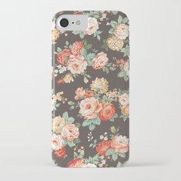 elise shabby chic iPhone Case