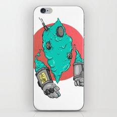 Gooey Sentinel  iPhone & iPod Skin