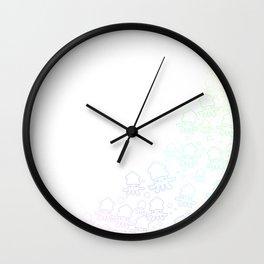 squids Wall Clock