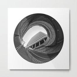 Circular Fisheye #3 Metal Print