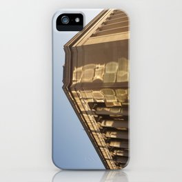 Ghost Windows (Mellon Institute) iPhone Case