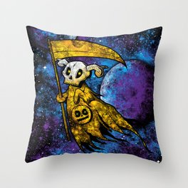 Space Ghost 3.0 Throw Pillow