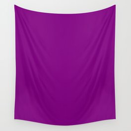 Patriarch - solid color Wall Tapestry