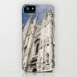 Duomo di Milano - Milan Cathedral iPhone Case