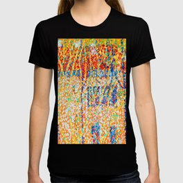 Kazimir Malevich Landscape with Red House T-shirt