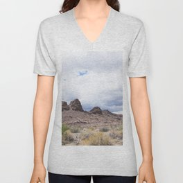 Desert Mountain California Unisex V-Neck
