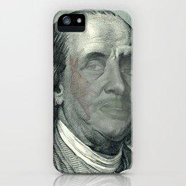 Benjamin Guwop iPhone Case