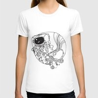spaceman T-shirts featuring Spaceman by Xadrea