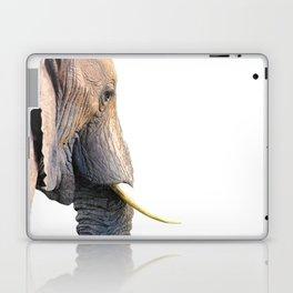 Elephant portrait Laptop & iPad Skin