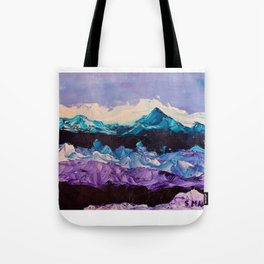 Stormy Tote Bag