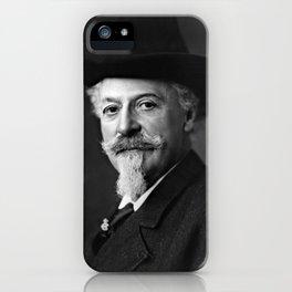 William F. Cody iPhone Case