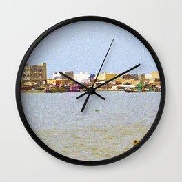 Saint-Louis-03 Wall Clock