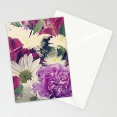 Timeless {Flower Floral Photography} Stationery Cards