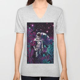 Discovery of the Future Unisex V-Neck