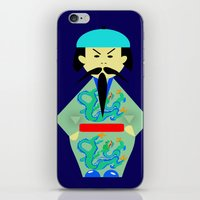 chinese iPhone & iPod Skins featuring Chinese by lescapricesdefilles