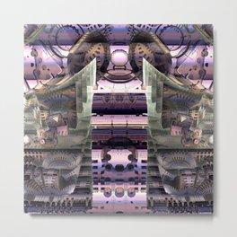 Shadowlands Revisited Metal Print