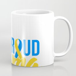 Down Syndrome Awareness Gifts Mama Mom Elephant Trisomy 21 T-Shirt Coffee Mug