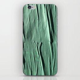 NYC Walls (zelen v.2) iPhone Skin