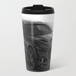 Ford Mustang SUV by Artrace Travel Mug